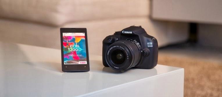 Canon EOS 1200D Entry-Level DSLR