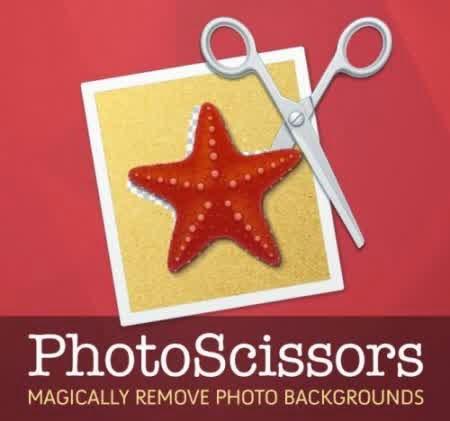 PhotoScissors picture editing