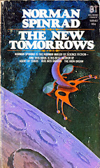 'The New Tomorrows' edited by Norman Spinrad