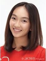 Lidya Maulida Djuhandar Anggota Team K JKT48