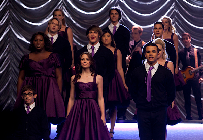 Glee 4x22. All Or Nothing (SEASON FINALE)