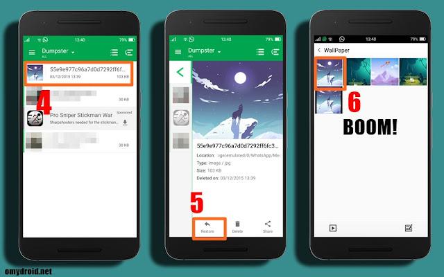 Recycle Bin Untuk Android