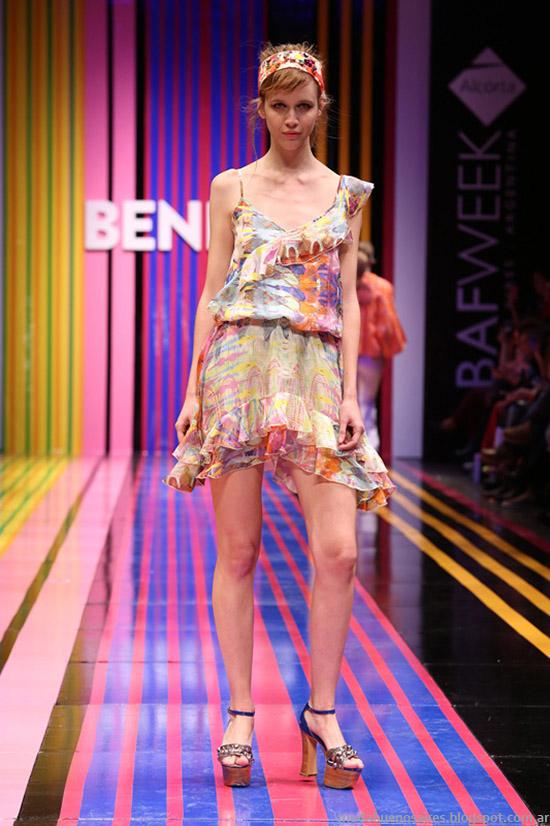 Benito Fernandez primavera verano 2015 moda vestidos 2015.