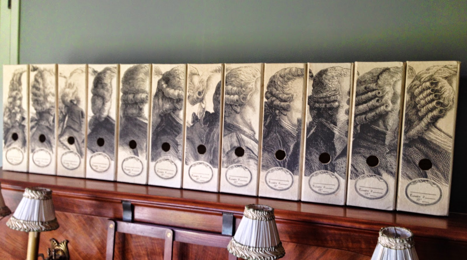 Boîtes pliantes de rangement - Les Perruques