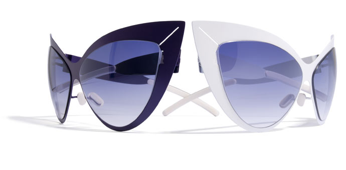 Limited-edition Beth frames from Mykita, by Beth Ditto