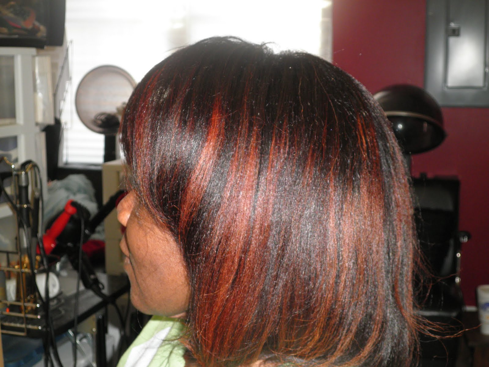 Phenomenalhaircare the color bath benita blockers version as promised pictured is my previously highlighted client with my version of the new color bath i used nairobi semi permanent cocktail of sierra brown nvjuhfo Choice Image