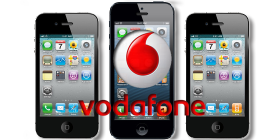 Unlock Vodafone UK iPhone