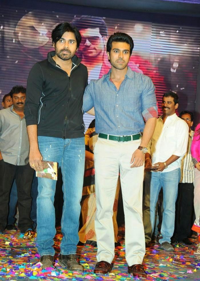 Pawan Kalyan To Produce Ram charan's Film
