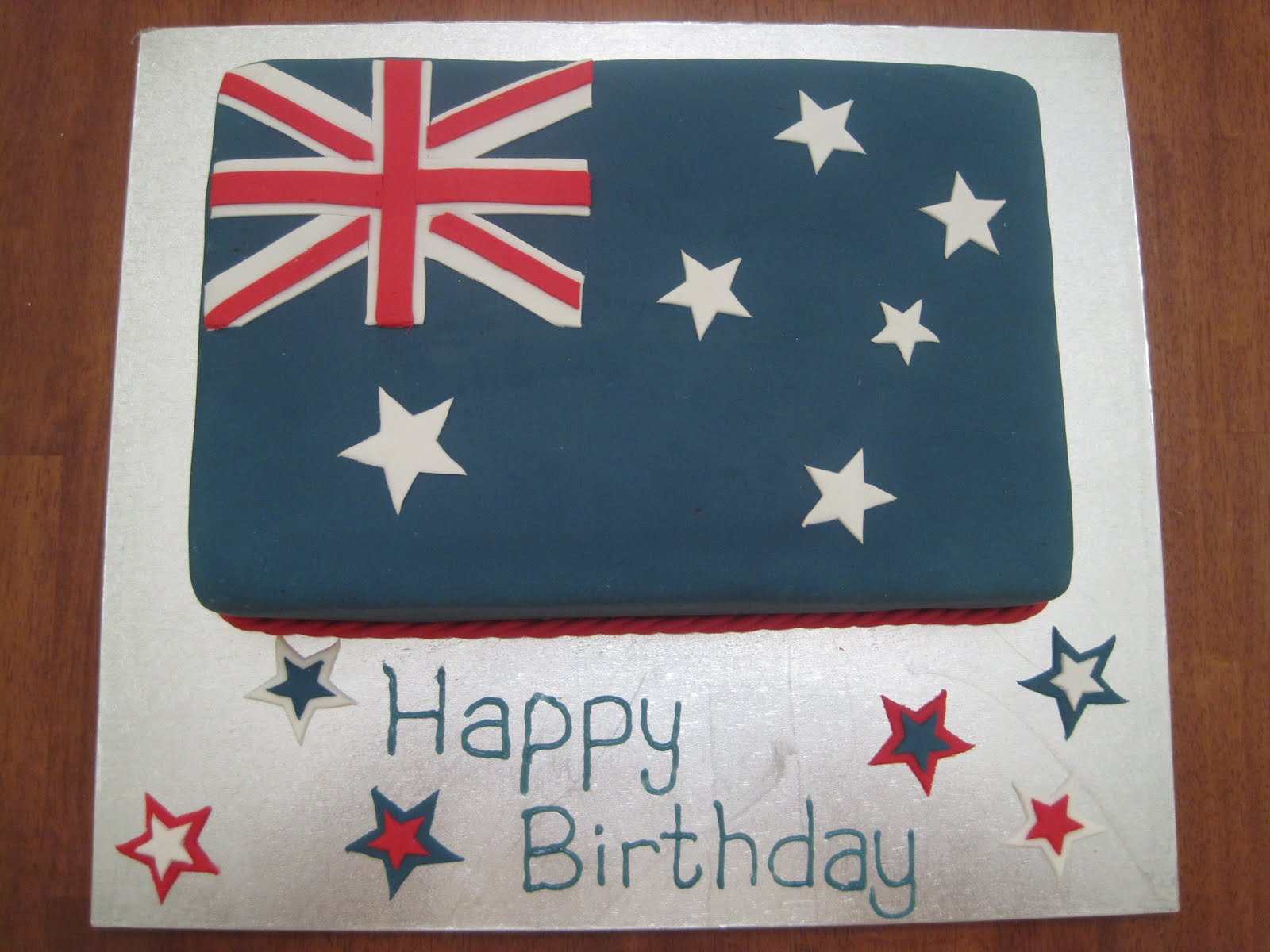 Cakes And Other Delights Happy Birthday Down Under