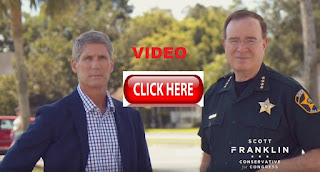 VIDEO: Polk County Sheriff Grady Judd endorses Republican candidate Scott Franklin for Congress.