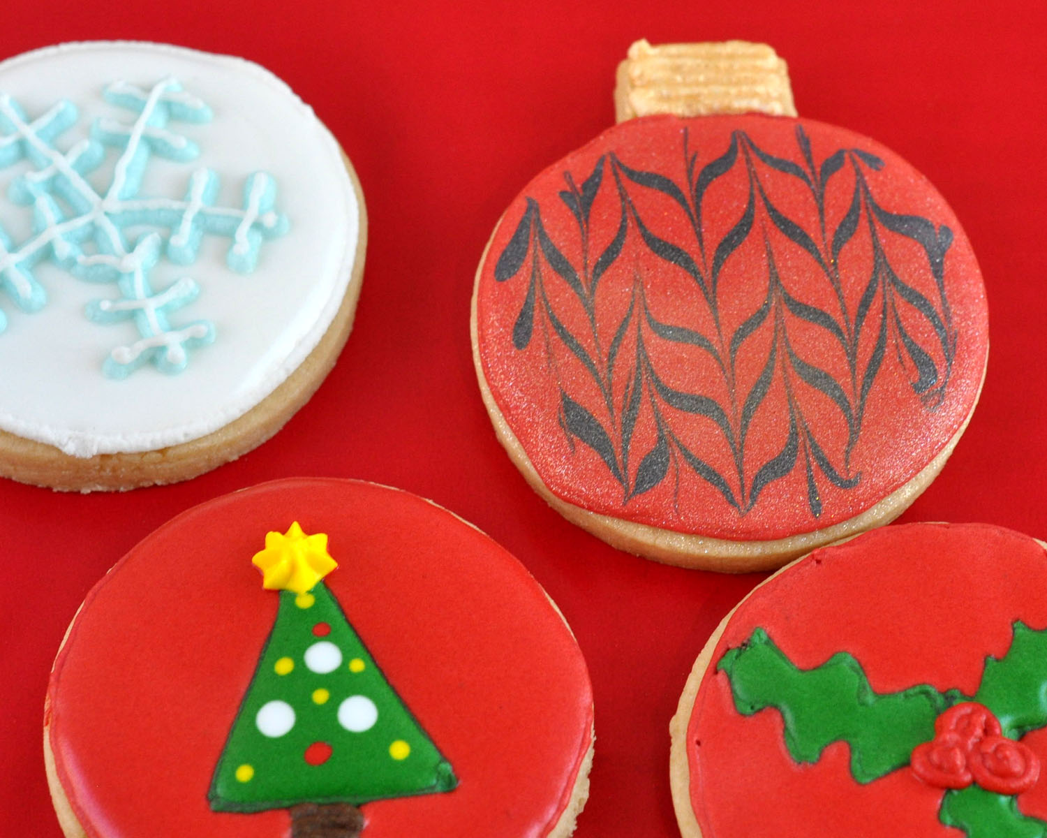merry christmas sugar cookies - Decorations For Christmas Sugar Cookies