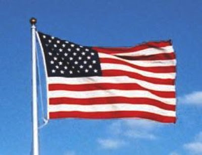 Old Glory still flies over this broken nation of ours