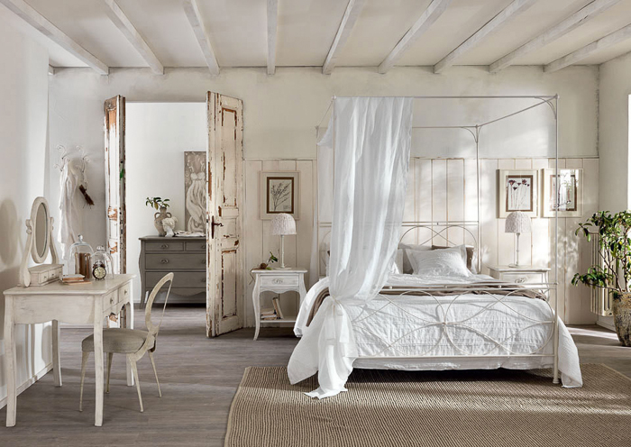 Homify el portal de arquitectura y decoracion que te ayuda en tus reformas con dormitorios vintage blancos