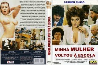 MINHA MULHER VOLTOU À ESCOLA