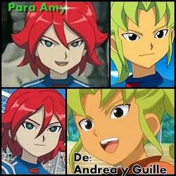 Regalo de Andrea y Guille