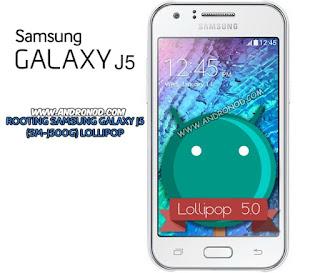 Root Samsung Galaxy J5 (SM-J500G) LTE