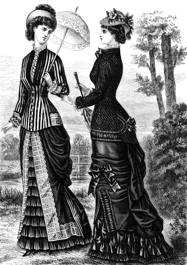 vintage victorian clothing