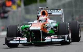 Strong double-score for Force India in 100th GP authority sports