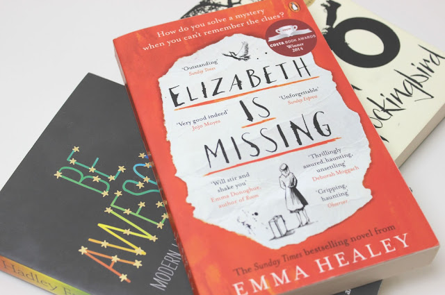 A picture of Elizabeth is Missing by Emma Healey