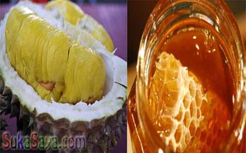 Maskser Durian Madu