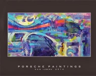 2014 Porsche calendar
