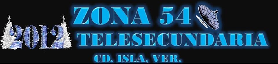 ZONA 54 TELESECUNDARIA