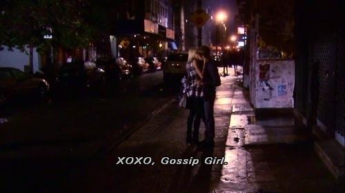 XOXO, GOSSIP GIRL