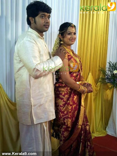 Cinema Doctor Malayalam Serial Actress Souparnika Wedding Gallery