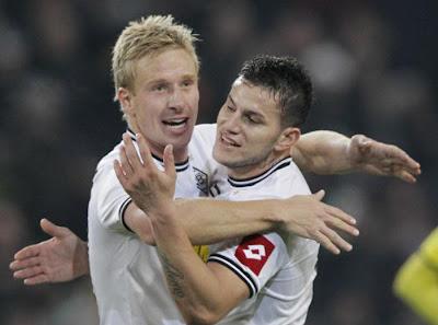 Monchengladbach 1 - 1 Borussia Dortmund (3)