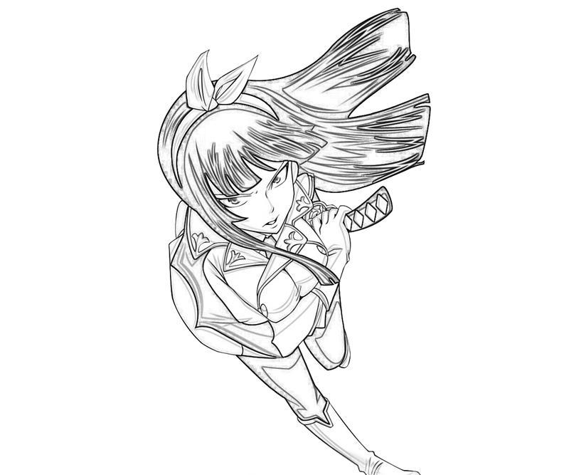 kagura-mikazuchi-attack-coloring-pages