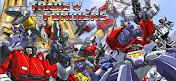 Colección de Transformers: