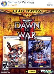 warhammer 2 gold pc coverbox Warhammer 40.000 Dawn of War II Gold Edition PROPHET