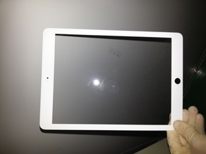 """iPad 5 Leaked Images:  9.7"""" Display Apple Fifth Generation iPad"""