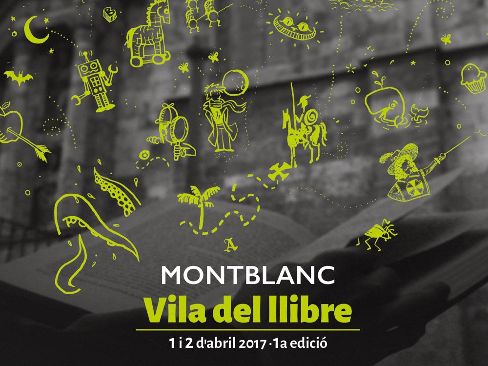 TROBADA MONTBLANCH .  2 D'ABRIL 2017 de 11h a 14h