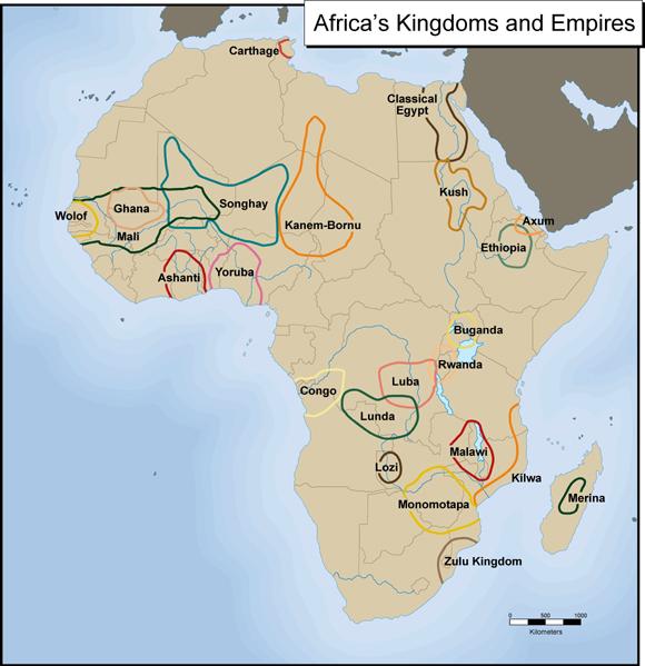 The Ancient Kingdom Of Mali