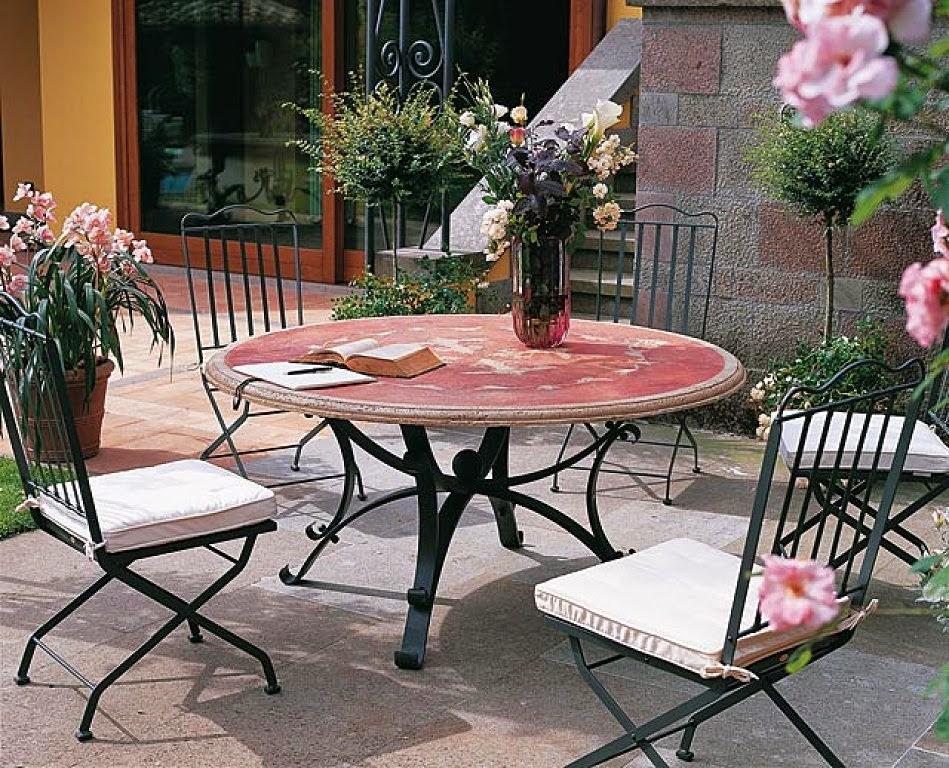 Estores y toldos como cuidar de los muebles de jardin for Fabrica de muebles de jardin en aluminio