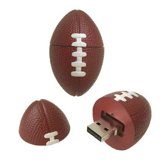 Cool creative football usb pen drive