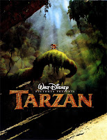 pelicula Tarzán (1999)