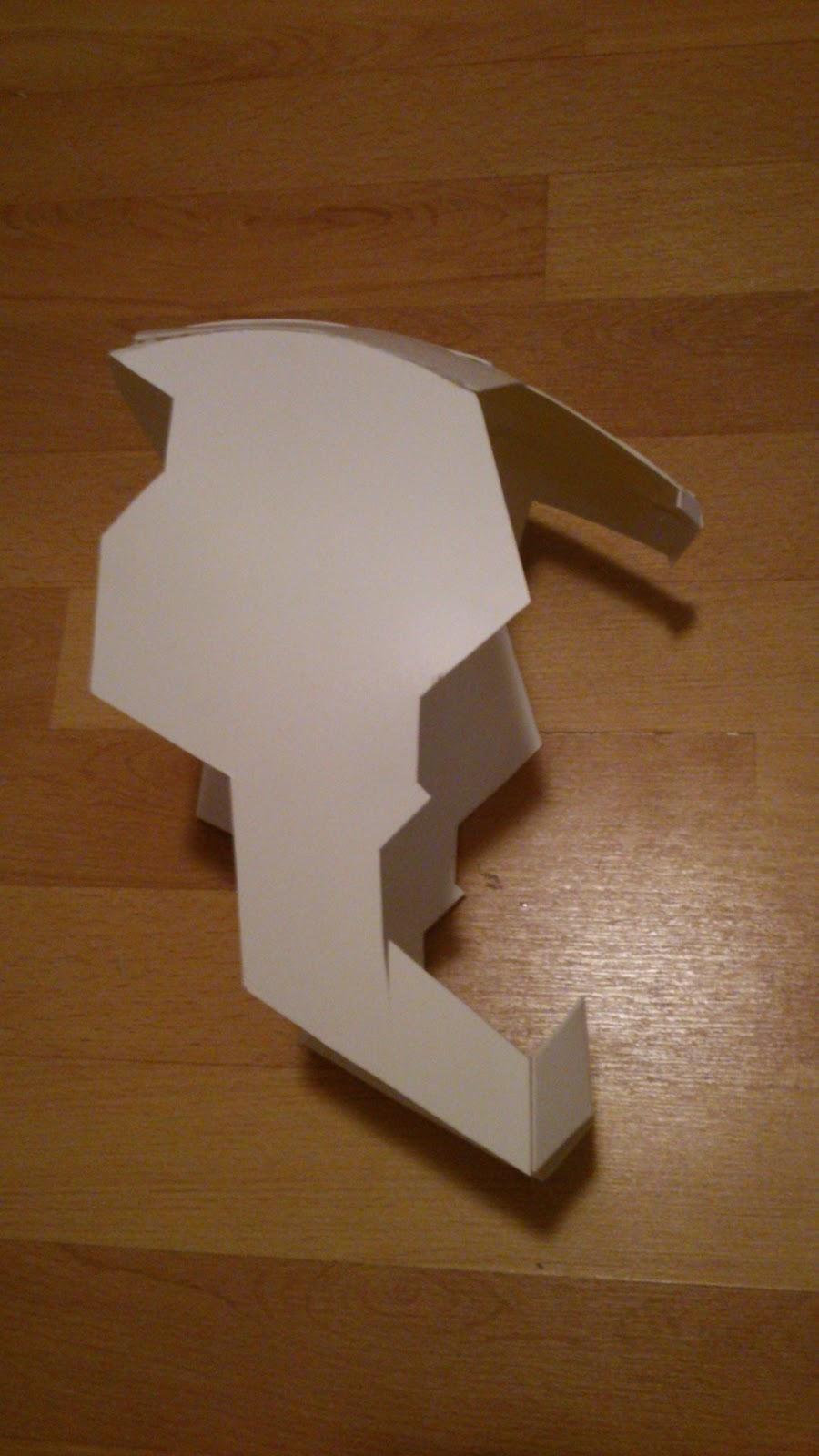 Dncustoms Iron Man 3 Mk 42 Build Day 1 Helmet
