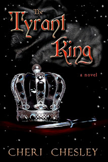 Cheri Chesley The Tyrant King book cover