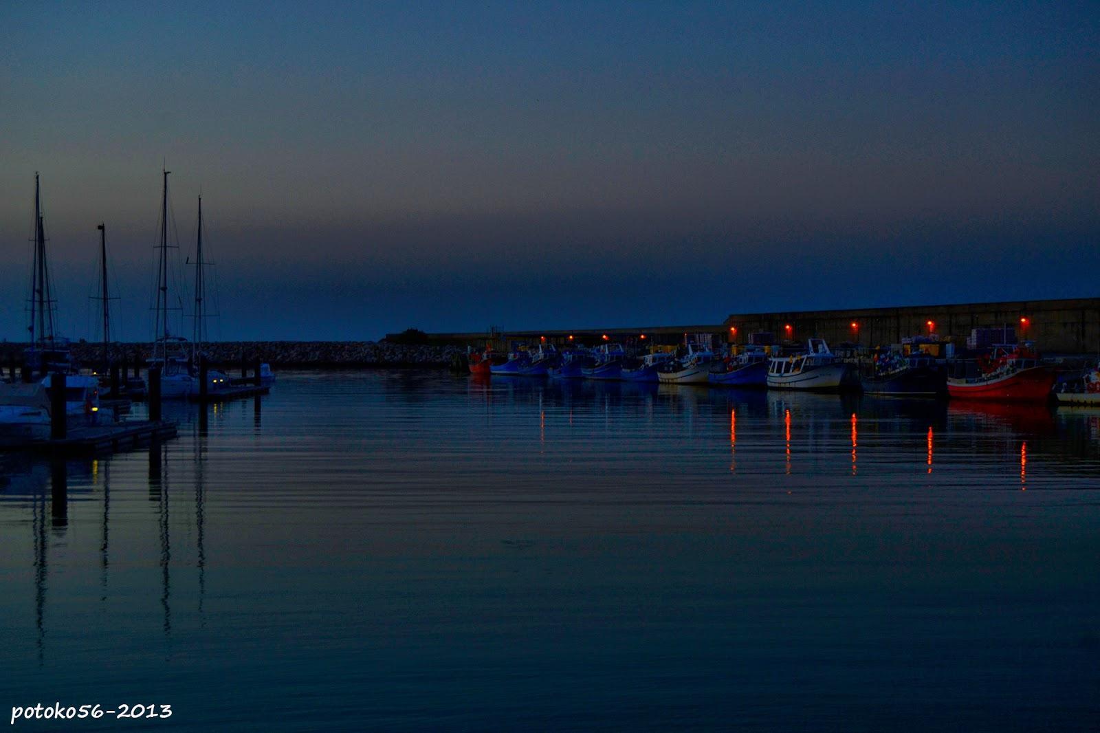 el mar de la tranquilidad muelle de Rota