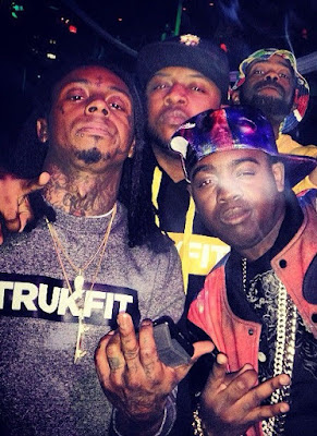 fotos de kidd kidd lil wayne mack maine dj scoob doo ejected cancion