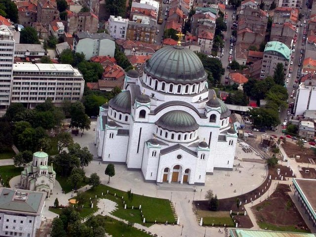 St. Sava Cathedral, Beograd, Serbia