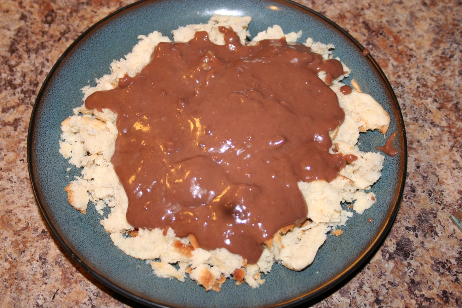 Chocolate Gravy | My Crafty Zoo
