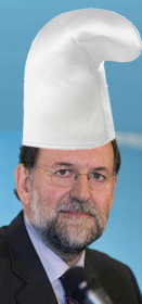 Caricaturas de Mariano Rajoy en internet