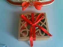 Caixa Craft com deliciosas Truffas.