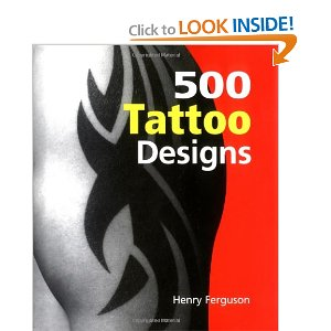500 Tattoo Designs by Henry Ferguson