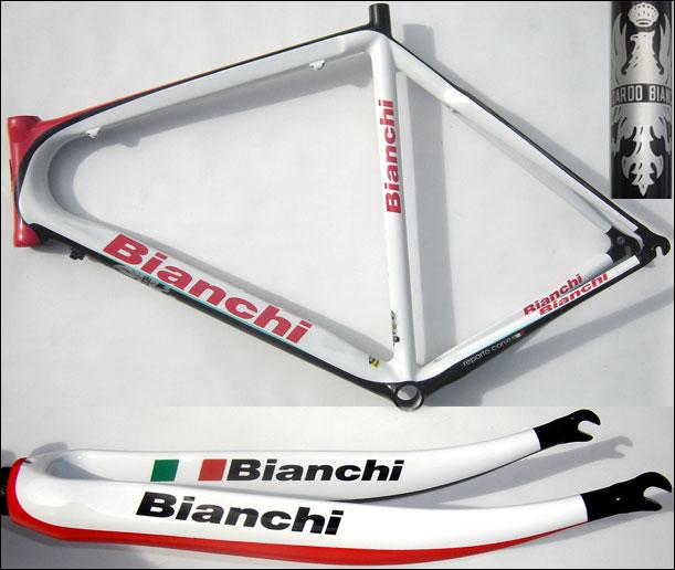 Bianchi 3D carbon