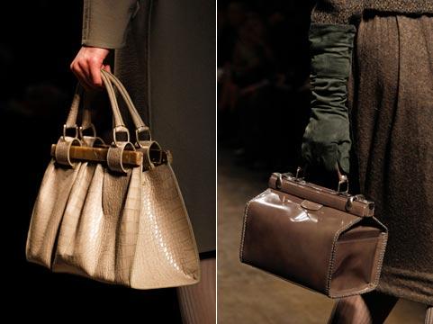 Fashion handbags of fall-winter 2011/2012: sacs