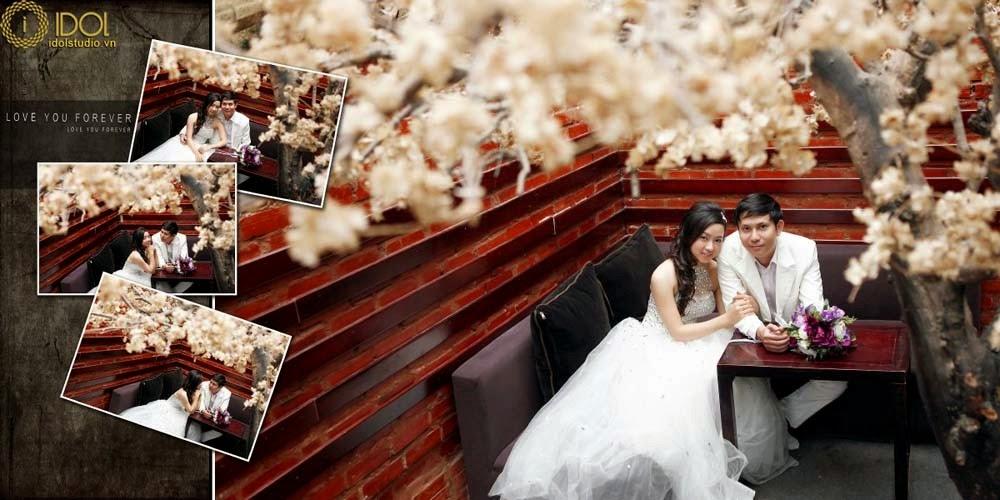 Align cafe - Địa điểm chụp ảnh đẹp ở Hà Nội